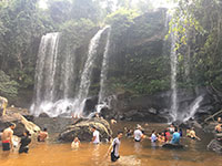 Kulen Waterfall Tour